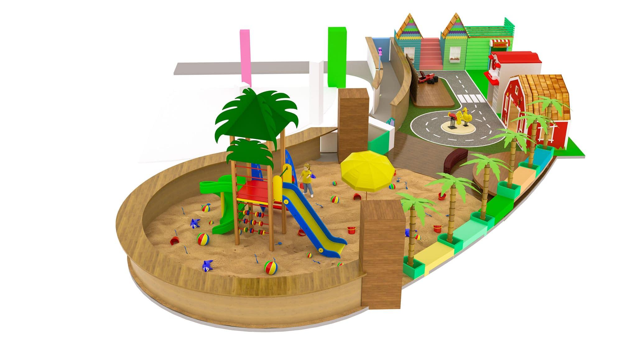 Podyum Park Çocuk Şehri