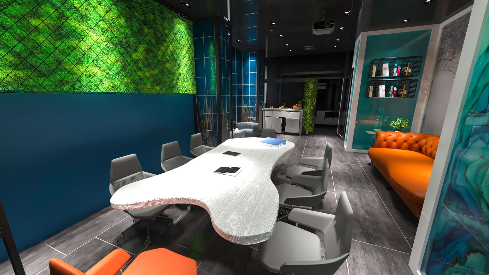 Trabzon - Ofis ve Toplantı Odası